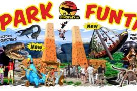 Izlet u Dinopark