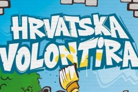"Akcija ""Hrvatska volontira"""