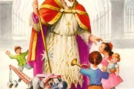Doček Sv. Nikole