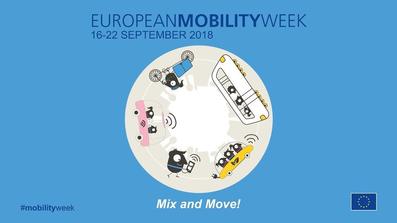 europski tjedan kretanja | GRDELIN BUZET