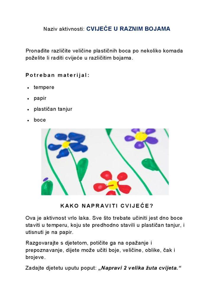 Cvijeće izrada   GRDELIN BUZET