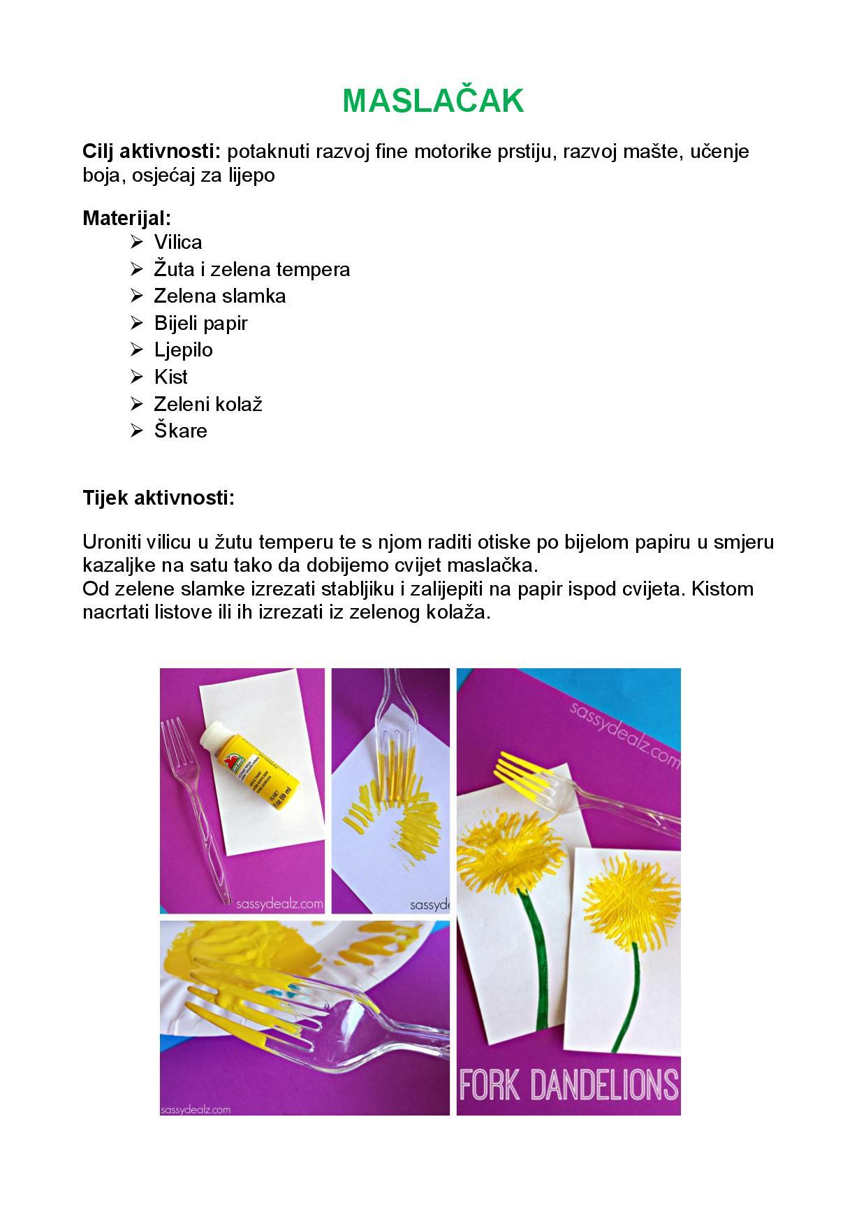 Maslačak 1 1   GRDELIN BUZET